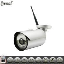 1080P Wifi ip Camera Audio wireless IP Camera SONY323 Network P2P Onvif 720P Outdoor Security Camera Waterproof Night Vision