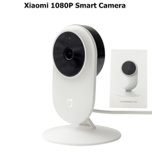 Xiaomi 1080P Smart Camera Xiaomi Mi Mijia 1080P Web IP Camera Smart Home Devices 130 degree 2.4G/5G Wi-Fi NAS Mic Speaker
