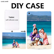 GUKEE DIY Private Personal Custom Case For Lenovo TAB 2 A10 70LC A7 20F 30TC A3500 30 A3300 A8 50 Cover For xiaomi mi Pad 1 2