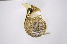 Copy of CONN 8D F/Bb French Horn Double Row Brass Body with Foambody case musical instruments professional