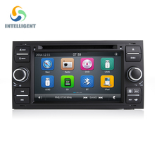 2 DIN car DVD GPS radio for Ford Mondeo S-max Focus C-MAX Galaxy Fiesta Form Fusion DVD player navigation touch screen stereo