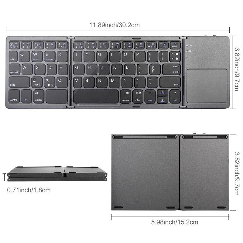 bluetooth keyboard-5