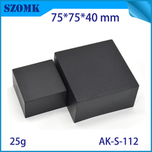 one pieceplastic terminal box connection enclosure szomk plastic abs material industry electrical enclosure plastic junction box