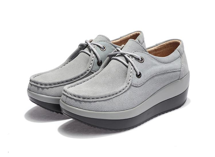 HX 3213-2 (19) 2017 Autumn Winter Women Shoes Flats