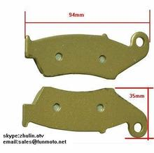 OFF ROAD MOTORCYCLE FRONT BRAKE PADS RM 125 250 RMX 250 DRZ 400 DIRT BIKE ATV BRAKE PADS FA131-2
