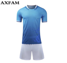 AXFAM 2016 Men's summer Tights Shirt Athletic Design Soccer Jerseys 2016 1017 the best quality football Top Soccer Jerseys(China)