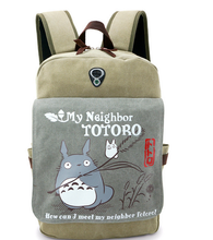 2017 My Neighbor Totoro Backpacks Cosplay Accessory Anime Daily Bag Cartoon Tonari no Totoro Travel Bags