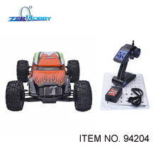 HSP RACING RC CAR BREAKER 94204 RTR 1/10 SCALE ELECTRIC POWERED 4WD OFF ROAD MONSTER SAND RAIL TRUCK BATTERY INCLUDED