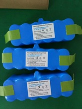 2017 Sale Authentic 4500mAh Vacuum Battery for iRobot Roomba 500 600 700 780 790 IRobot 880 870 780 770 620(blue)
