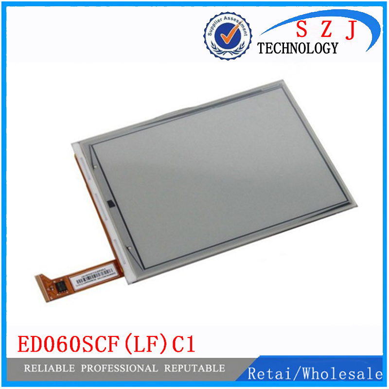 New 6 inch For Amazon Ebook Kindle 4 PVI ED060SCF(LF)C1 E-ink LCD display for Amazon kindle 4 Ebook Reader Free shipping<br>