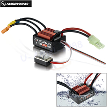 1pcs Original Hobbywing QuicRun 16BL30 30A Brushless ESC For 1/16 On-road / Off-road / Buggy /Monster RC Car(China)