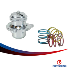 PQY RACING- Auto blow off valve Direct fit Piston BOV Atmospheric For Valve Astra VXR 2.0 J type blow off valve PQY5793(China)