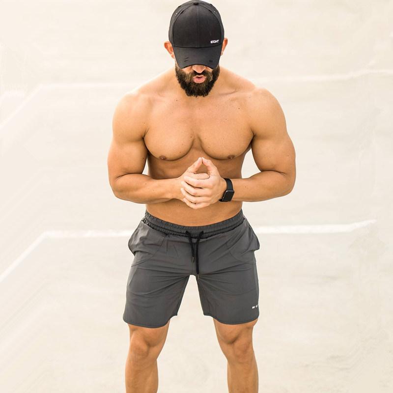 Summer-Mens-Run-Jogging-Shorts-Gym-Fitness-Bodybuilding-Workout-Sports-Sportswear-Male-Short-Pants-Knee-Length (4)