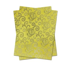 New design and hot-selling and fashion African Sego headtie ,DAMASK SEGO,AFRICAN HEAD TIE,GELE,,2pcs/set No.ITT638 YELLOW
