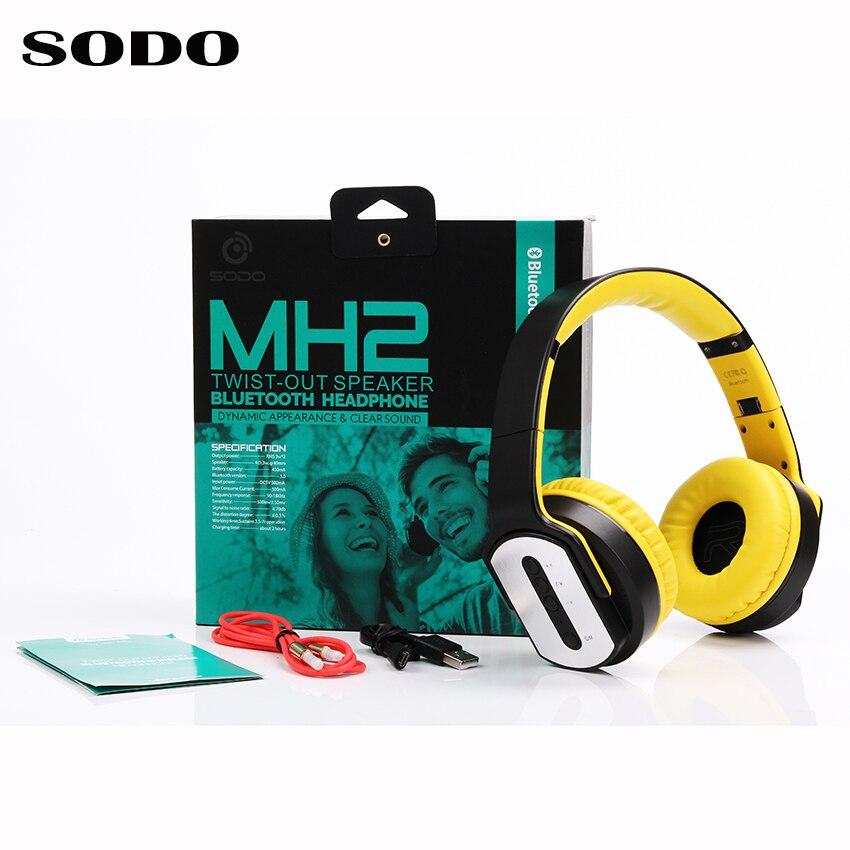2 in 1 Bluetooth Headphone Speaker For Phone Xiomi Computer Notebook Big Earphone Speakers Sport MP3 Girls Kids Wireless Headset<br>