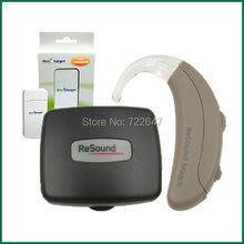 Gn Resound Match ma2t80-V Digital BTE Hearing Aid Aids 3-CH Severe to Profound Loss Sound Amplifiers w Rechargeable Batteries(China)