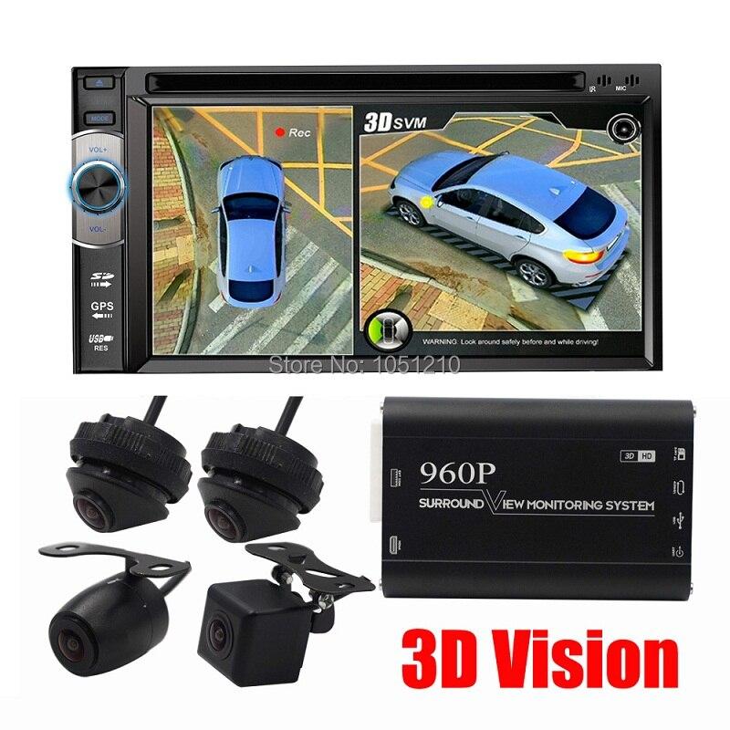 360 panoramic camera DV360_3D_960P_6
