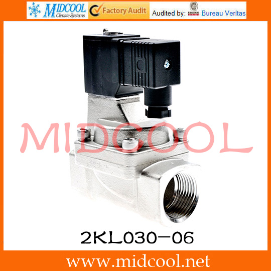 Original AirTAC Fluid control valve 2KL Series(Direct-acting and normally opened) 2KL030-06<br><br>Aliexpress