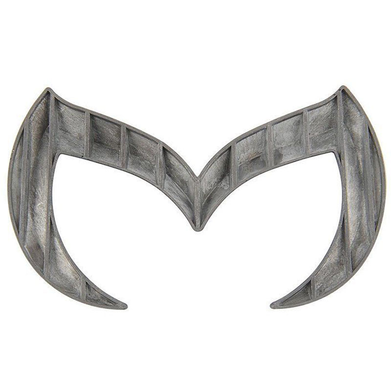 Newest 3D Metal Bat Batman M Car Front Rear Emblem Badge Sticker Decal for Mazda 3 5 6
