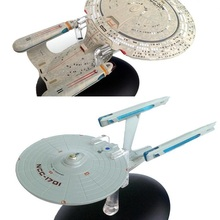 STAR TREK SpaceCraft USS Enterprise NCC-1701-D (2PCS/1SET)