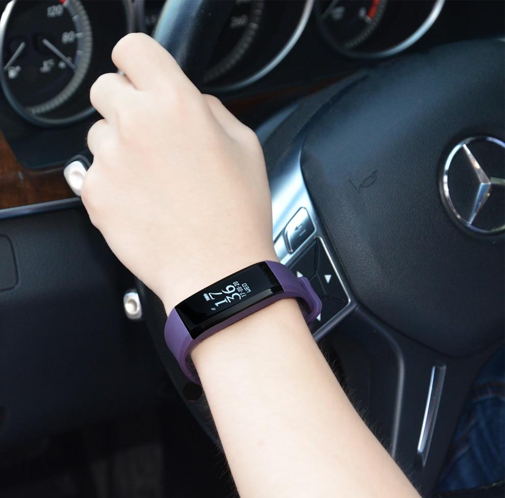 M09  Fitness Tracker Sport Tester Bluetooth 4.0 Inteligente smart bracelet  PK xiomi band 2 xao mi miband 2