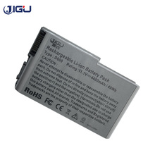 JIGU New Laptop Battery For Dell Latitude D500 D530 D600 D505 D520 D610 D510 Precision M20 For Inspiron 500m 505M 600m 510m(China)