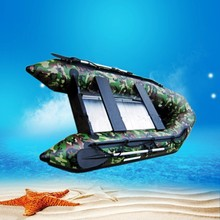 PVC Boat China Boat Manfacture/Camouflage color rubber boat fishing(China)