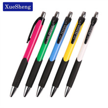 3PCS/lot Blue Ink Ballpoint Pen 0.7mm Classic Office Accessories Pens Stationery Escolar Material School Supplies B-527