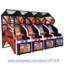 Shopping Center Malls Adults Indoor Arcade Games Coin Operated Street Basketball Game Machine(China)
