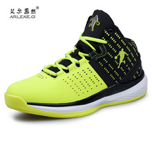 Mens Cheap Basketball Shoes Sneakers For Men Air Basket Male Sports Shoes 2017 New Brand Lace Up Jordan Shoes Man Big Size 36-47(China)