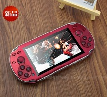 Android System Touch Screen Wifi MP3, MP4, MP5, PS Video Game Console with HDMI Output and Skype(China)