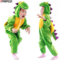 TPRPCO Animal Dinosaur Costumes For Kid Children Halloween Party Cartoon Character Costume E22981