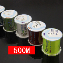 500M Tested Japanese Fishing Line Tournament Grade Mono Line Premium Fishing Line for Bass Fishing,Pike,Muskie Smooth