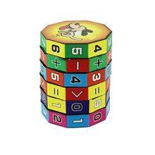 Newest Design Digital Cube Children Educational Learning Math Toys For Kids Hot Selling