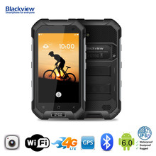 Blackview BV6000s 4200mAh Quad-core 1.3GHZ 2GB+16GB Tri-proof Smartphone 4.7inch IP68 Waterproof GPS+GLONAS Location Cellphone