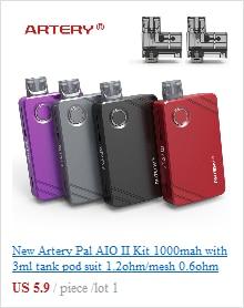 New Color Arrival Original VOOPOO DRAG 157W Box Mod Carbon Fiber/Resin Version 18650 Battery Temperature Control E Cig Vape Mod 10