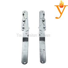 Furniture Flexible Pivot sofa and sofa bed Hinge For Armrest/Headrest D19(China)