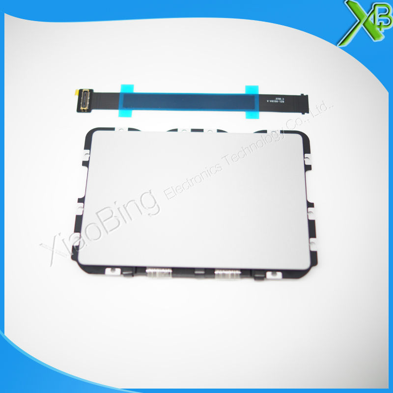 New 810-00149-04 Trackpad Touchpad with cable 821-00184-A For Macbook Pro Retina 13.3 A1502 MF839 MF841 Early 2015 Year<br>