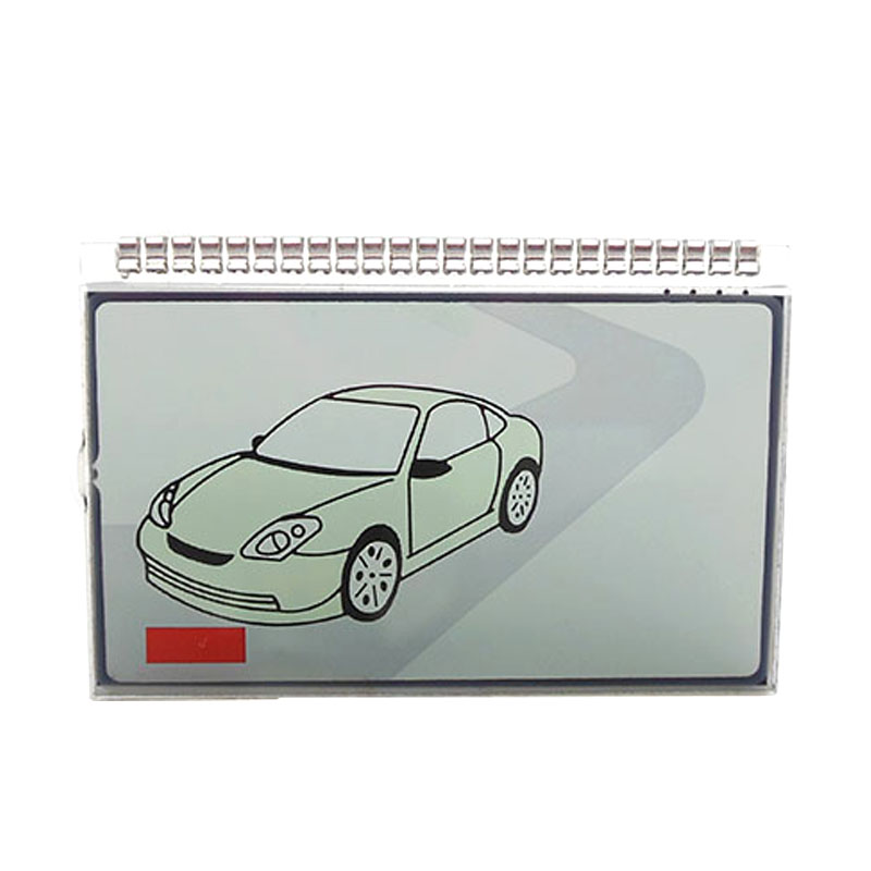 Hot sale M5 Lcd display for Scher khan Magicar 5 lcd Remote Two Way Car Alarm System free shipping(China (Mainland))