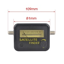 Kebidumei Digital Satellite Finder Meter FTA LNB DIRECTV Signal Pointer SATV Satellite TV Receiver Tool for SatLink Sat Dish(China)