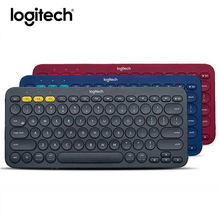 Logitech K380 Multi-Device Wireless Bluetooth Keyboard Protable Keyboard For Android Apple Phone Computer(China)