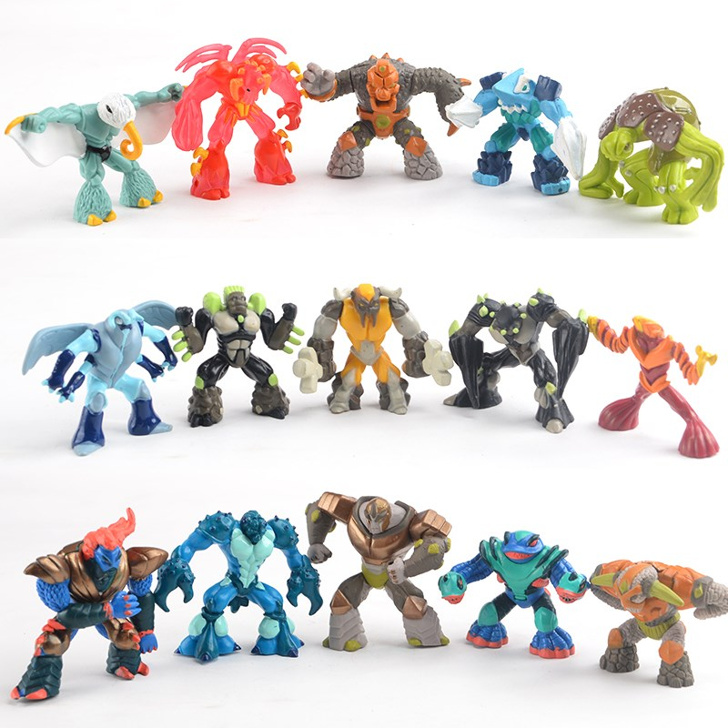 Gormiti Atomic The Magnetics Game Figure 12 cm Small Collection Figure Action be76