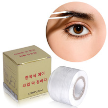 50MM*200MM Semipermanent Makeup Eyebrow Liner Tattoo Plastic Wraps Cover Preservative Film Tattoo Accessories New Arrival(China)