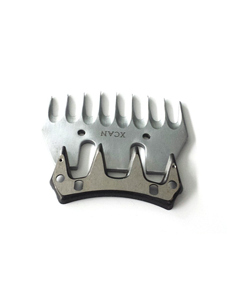 10SETS 9T Replaceable Sheep / Goats Shearing Clipper straight tooth blade Alternative<br><br>Aliexpress
