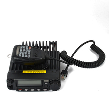 Free Shipping Hot Sell VHF Amateur Ham Radio with Programming Cable Software 200 Channels 60W CB Mobile Radio Station