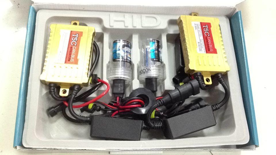 Super slim TOP quality canbus HID kit 55W H1 H3 H7 H8 H9 H10 H11 9005 9006 880 solve cars no error<br><br>Aliexpress
