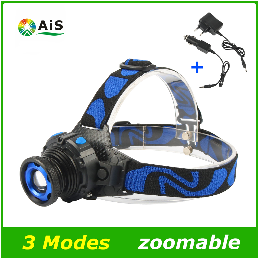 Cree Q5 Headlamp Rechargeable