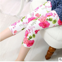 Hot New Modal girls leggings children Leggings new girls leggings child pants(China)