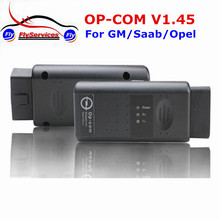 Latest Version V1.45 Op-com Can Bus Diagnostic Interface Opel Auto Sanner Tool Opcom V1.45 Op Com OBD2 Fast Shipping
