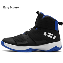 Fast Ship Men Basketball Shoes High-Tech Anti-Skid Athletic Basketball Boots Breathable Outdoor Basketball Sneaker Traning Shoes
